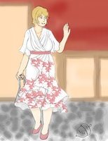 Hetalia: Out on the town by sweetsnow73