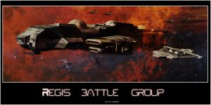 Regis Battle Group by ShaneGallagher