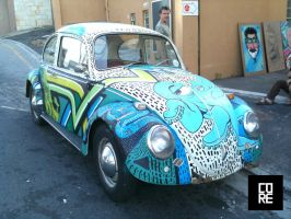 Custom VW Beetle 1 by rayyzer