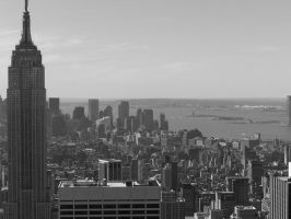 The Empire State Building 2 by b3thanyisgangsta