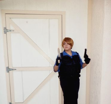 Cosplay: Leon S. Kennedy by AngelicCosplay