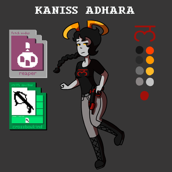 [REF] Kaniss Adhara by wiiabee