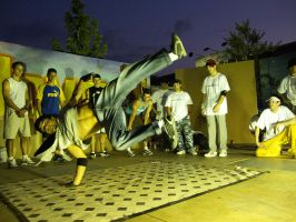 BREAKDANCE by Merimola