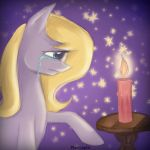 Sadness.. (Draw this again) by PlaviLeptir