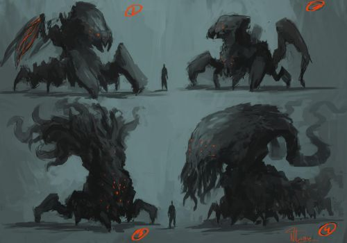 Thumbnail Mythos Creatures by Naznamy