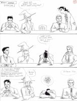 Roommates 67 - Staff Lounge by AsheRhyder