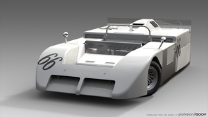 Chaparral 2J #3 by 600v