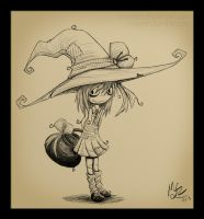 Patch Witch by Myzien