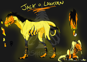 Jack-o-Lantern by Pure-Decay