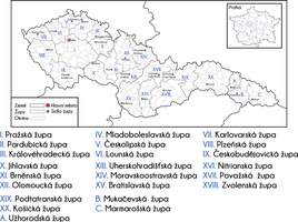 Czechoslovak administrative divisions (1923-27) by nanwe01