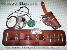 Tinkerton's SDS Werewolf Hunter Kit by Steampunked-Out