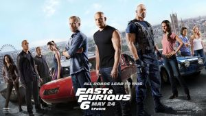 Fast and Furious 6 by AcerSense