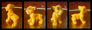 Nestle Magic Egg- Simba by The-Toy-Chest