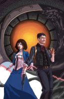 Bioshock Infinite by nbashowtimeonnbc