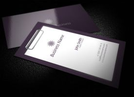 Business Card II by elemis