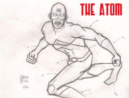 JLA July 13 - The Atom by Quietstorm
