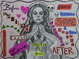 Oedipus the King Collage by xLita--x