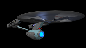 USS Enterprise NCC-1701-A by Marksman104
