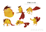 Owliger (Chase the Sphere) by aina101