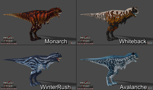 [PCE] Carno Skin Pack #2 by Phelcer