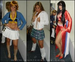 One Piece Tenjo Tenge Costumes by Yukilefay