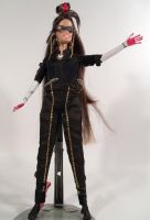 Bayonetta Barbie by Nasdreks