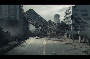 Collapsed by Aballom