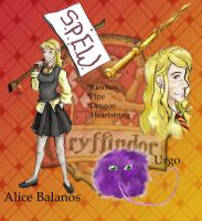 WtH: Alice Balanos by Knerf