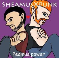 Peamus icon? by AnotherDBZfan