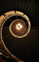 fibonacci's stairway by tryingtothink