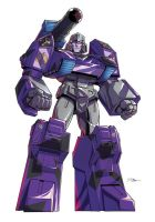 Megatron G2 by ZeroMayhem