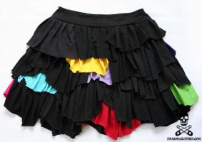 carnival skirt 6 by smarmy-clothes