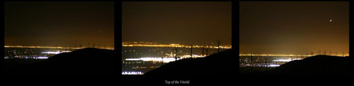 Top of the World - Tracy, CA by throughMYeyes