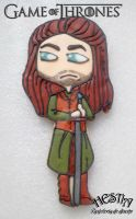 Eddard cookie by ArianaO