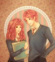 Harry Potter - In Memory of by Naisu-no-kibou