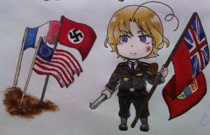 Hetalia- World History (Canada) by kitty614