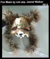 Fox Mask for Ester by Iolii