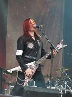 Arch Enemy at Sonisphere 2 by thehellpatrol