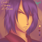 100 Colour Pallete Challenge: Raizel, Pallete 61 by kuraikitsune13