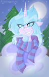 Can't Feel My Face by Kitistrasza