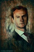Mycroft by Sirenphotos