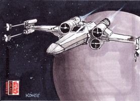 X Wing - 01 by kohse