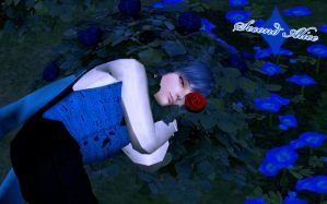 Second Alice VOCALOID Sims 2 by NegativeDanna