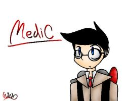 Medic (( TF2 )) by willowilson