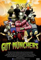 Gut Munchers Movie Poster by GIG-Arts