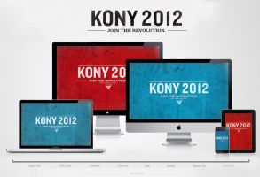 KONY 2012 by Angelmaker666