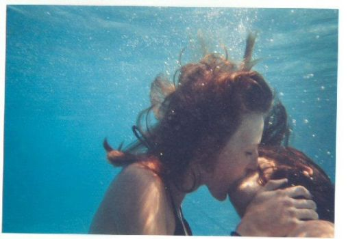 love in the pool by Braina