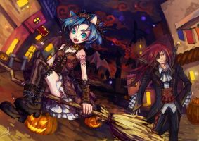 Halloween2012 by hiro150106
