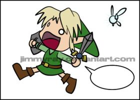 Ickle Link by JimmyRay