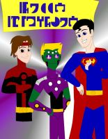 The LOSH Bros by GalaxyGirl5